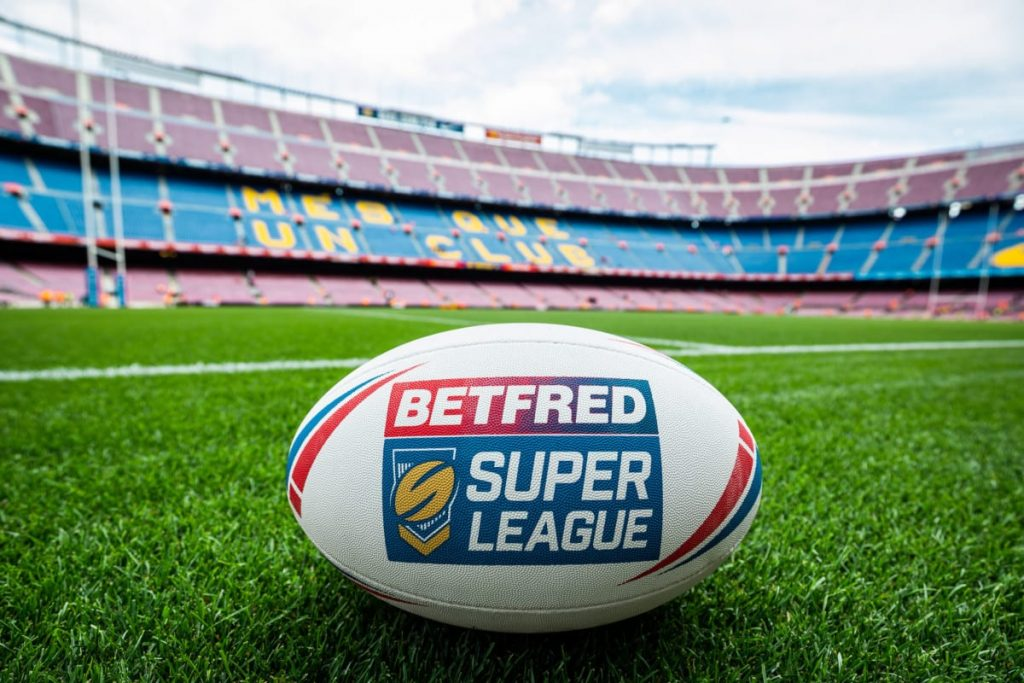 Rugby betting on betfred