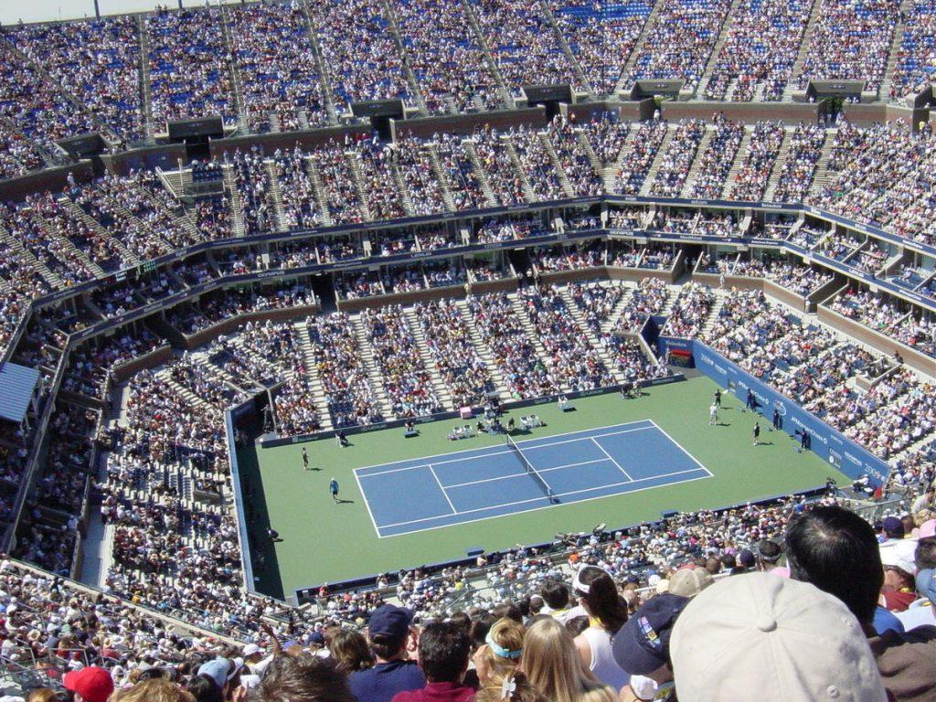 Tennis Venue Condition